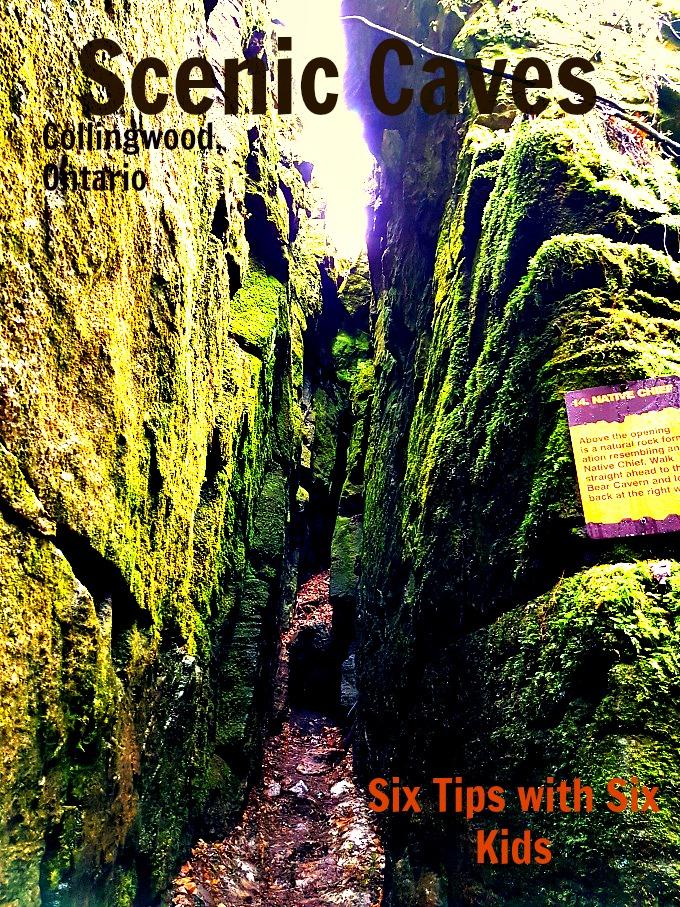 sceneic cave cover
